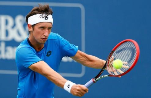 Стаховский  бесславно покидает US Open