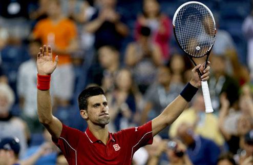 US Open (ATP). Успехи Маррея, Джоковича и Тсонга