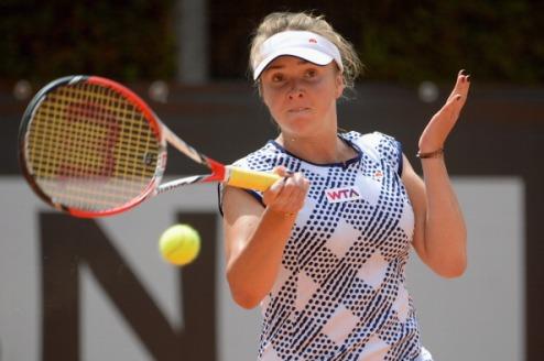 US Open. Провал Свитолиной в первом раунде