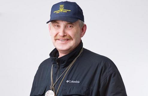 Сергей Нагорный: три медали для победы