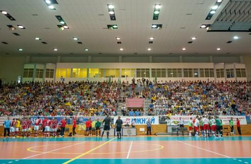 Футзал. Суперкубок Украины покажут по ТВ