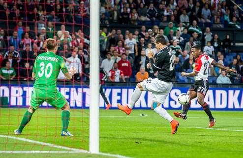Групповой этап Лиги Европы ускользнул от Зари