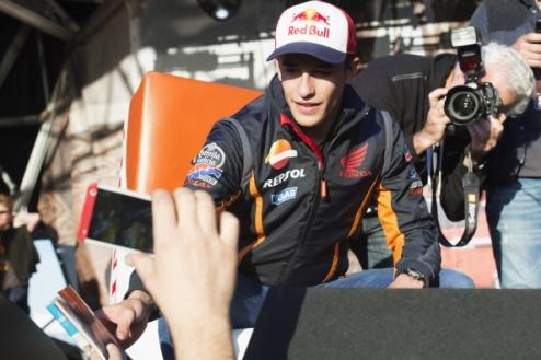 MotoGP. Гран-при Великобритании. Маркес выигрывает первую практику