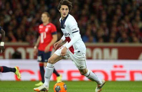 Рома и Арсенал продолжают охоту на проспекта ПСЖ