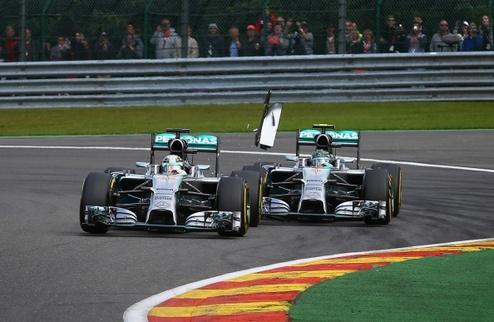 Формула-1. Росберг извинился перед Хэмилтоном