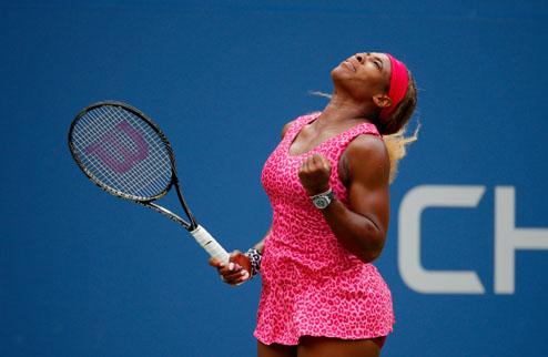 US Open. Серена и Азаренко легко побеждают, трудности Бушар