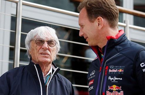 Ред Булл и Мерседес рады возвращению Экклстоуна в Формулу-1