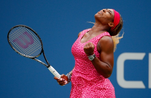 US Open. Серена и Азаренко пробиваются в четвертьфинал, вылет Бушар