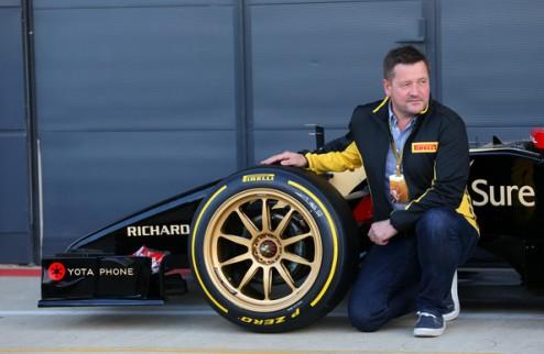 Формула-1. Пирелли с нетерпением ждет домашний Гран-при