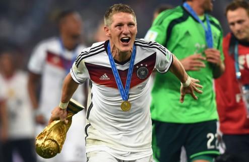 Швайнштайгер будет капитанить в Германии