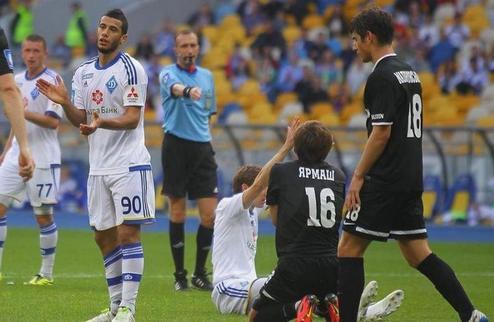 Вокруг матча Заря – Динамо разгорается скандал