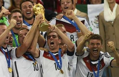 Лам: Германия пока не на одном уровне с Испанией
