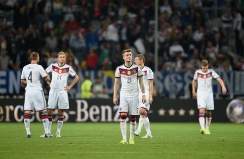 ТМ. Аргентина справилась с Германией