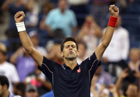 US Open. Джокович отправил домой Маррея на пути в полуфинал
