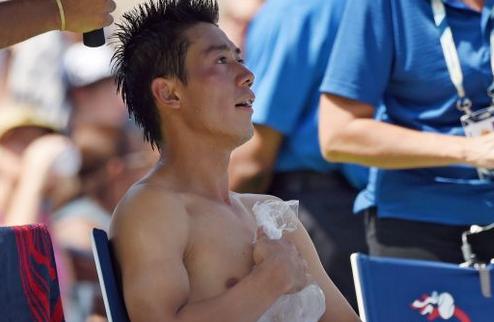 Нисикори шокирует Джоковича и шагает в финал US Open