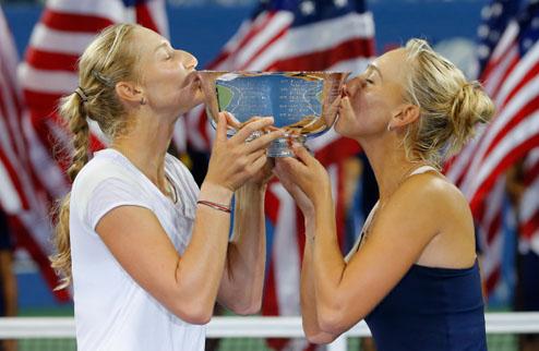 US Open. �������� � ������� � ��������� � ������� ������ �������