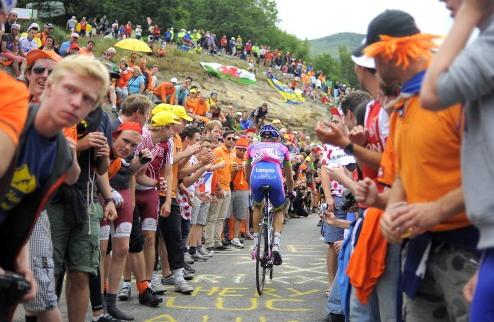 Вуэльта.  Ньемец забирает горный этап, Контадор не сбежал от Фрума