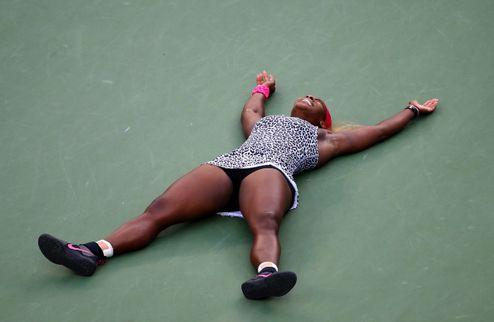 Серена шестой раз берет US Open