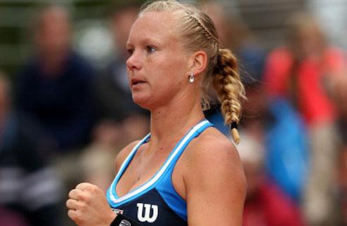 Гонконг (WTA). Триумфы Бертенс и Мин