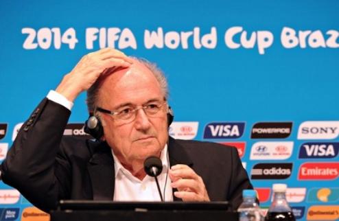 Победившая жадность: Блаттер снова идет в президенты ФИФА