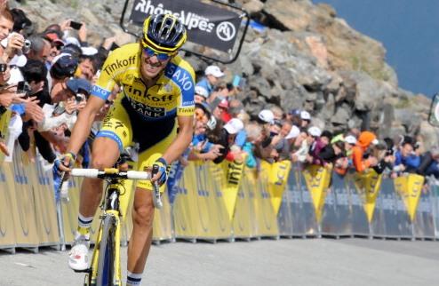 Велоспорт. Контадор решил проигнорировать чемпионат мира