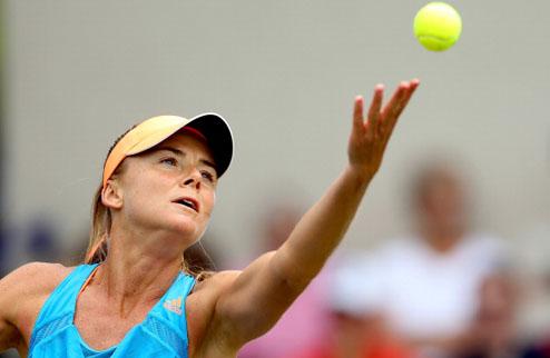 Гонконг (WTA). Лисицки, Гантухова и Скьявоне идут дальше, вылет Викмайер
