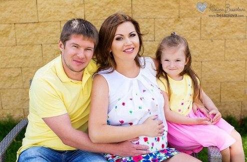 Защитник сборной Украины в день своего рождения стал многодетным отцом