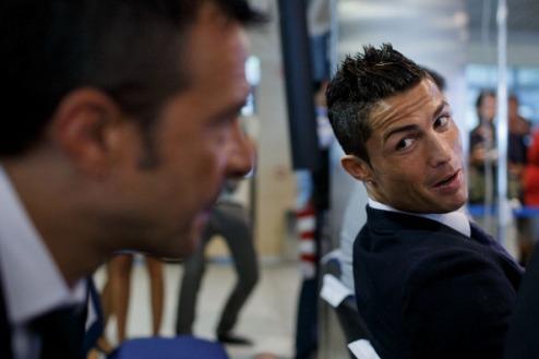 Новые трансферные бомбы: Роналду — в МЮ, Азар — в Реал