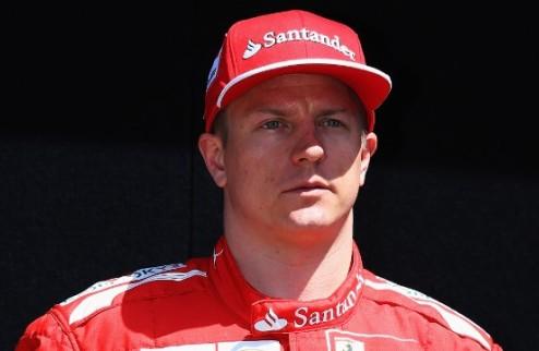 Формула-1. Райкконен хочет завершить карьеру с Феррари