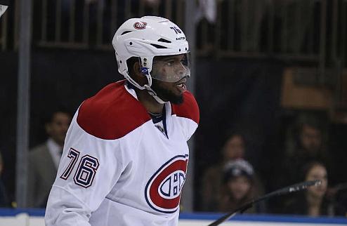 НХЛ. Саббен готов стать капитаном Монреаля