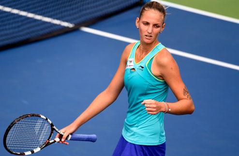 Гонконг (WTA). Плишкова, Чепелова и Женг в четвертьфинале, Гантухова вылетает