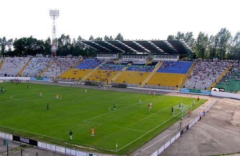 Карпаты возвращаются на стадион Украина