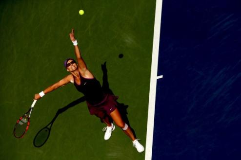 Квебек (WTA). Определены полуфиналистки