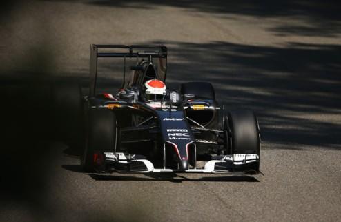 Формула-1. Сутиль: в Сингапуре можем показать результат сезона