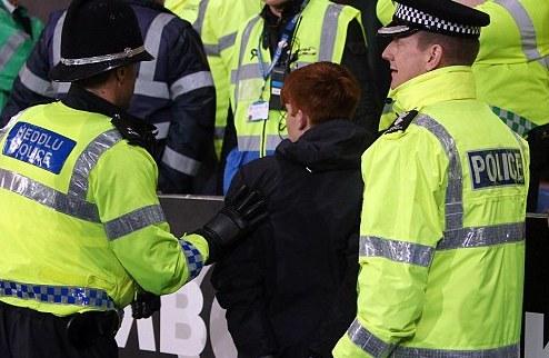 На играх МЮ болельщики чаще подвергаются арестам