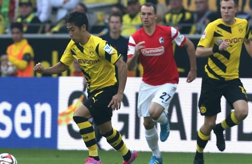 Бавария и Дортмунд берут по три очка, Гладбах сильнее Шальке