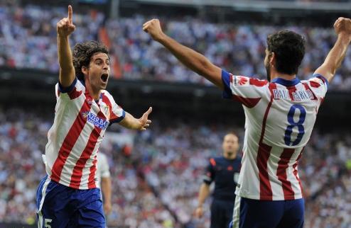 Атлетико продолжает мстить Реалу