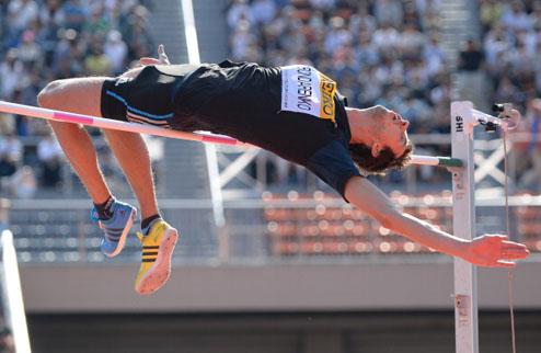 Легкая атлетика. Бондаренко побеждает на Континентальном кубке