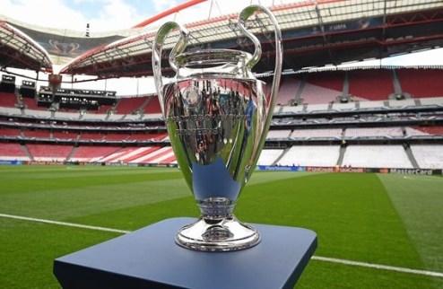УЕФА огласил призовые на ЛЧ 2014/2015