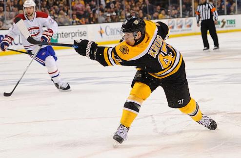 НХЛ. Бостон надеется переподписать Крюга и Смита