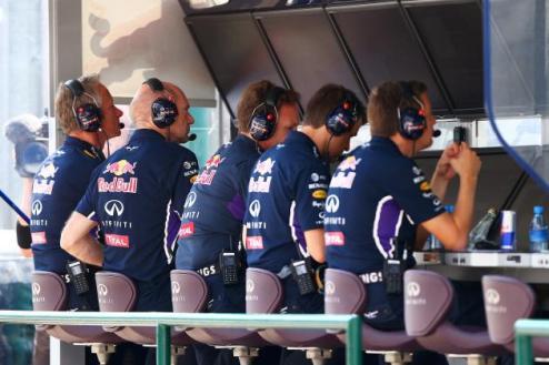 Формула-1. ФИА ввела правило ограничения радиообмена