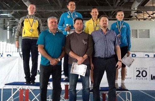 Фехтование. Разыгран Кубок Украины на шпаге