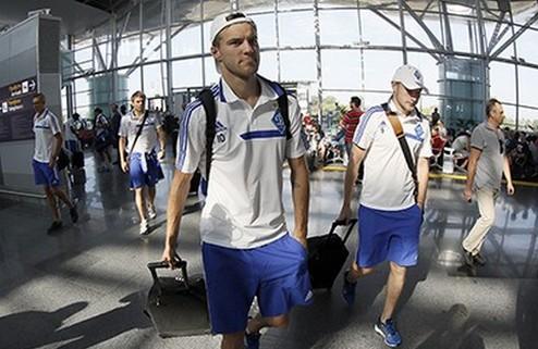 Динамо отправилось в Португалию