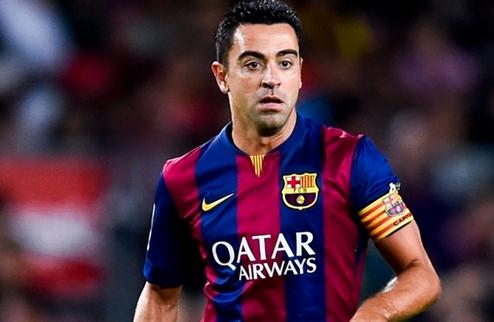 Хави: никогда не хотел покидать Барселону