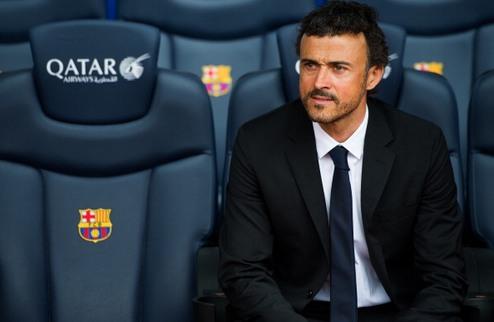 Луис Энрике изменит тактику Барселоны