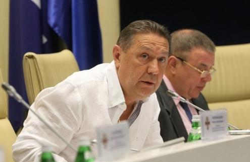 """Коньков: """"Дальше все решения за ФИФА и УЕФА"""""""