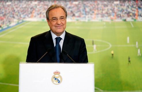 Перес не собирается покидать президентский пост Реала