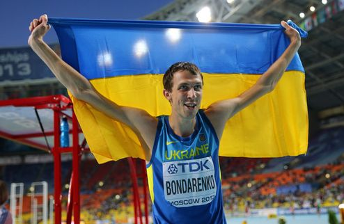 Бондаренко и Саладуха претендуют на звание лучших атлетов года в Европе