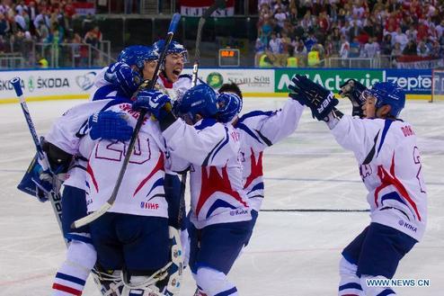 Сборная Южной Кореи по хоккею сыграет на домашней Олимпиаде