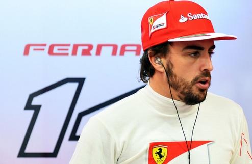 Формула-1. Алонсо — лучший после третьей практики Гран-при Сингапура